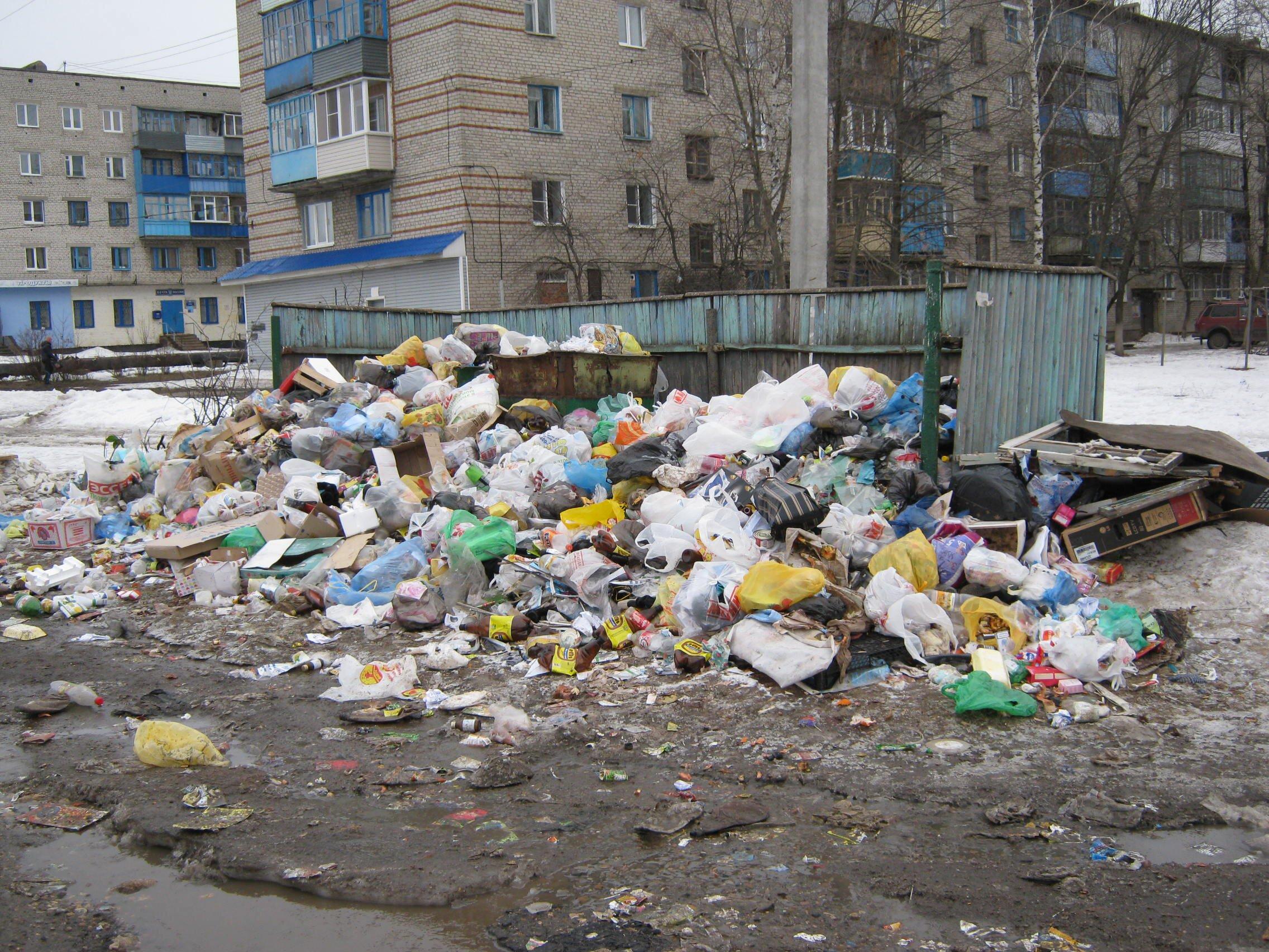 В Канаше на директора «Чистого города» за махинации с вывозом мусора возбудили уголовное дело