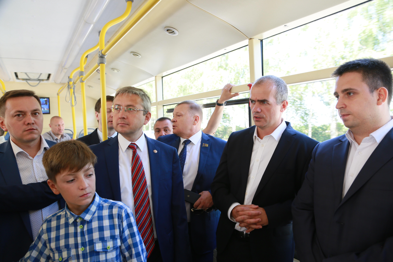 Транспортную реформу в Чебоксарах отложили до весны