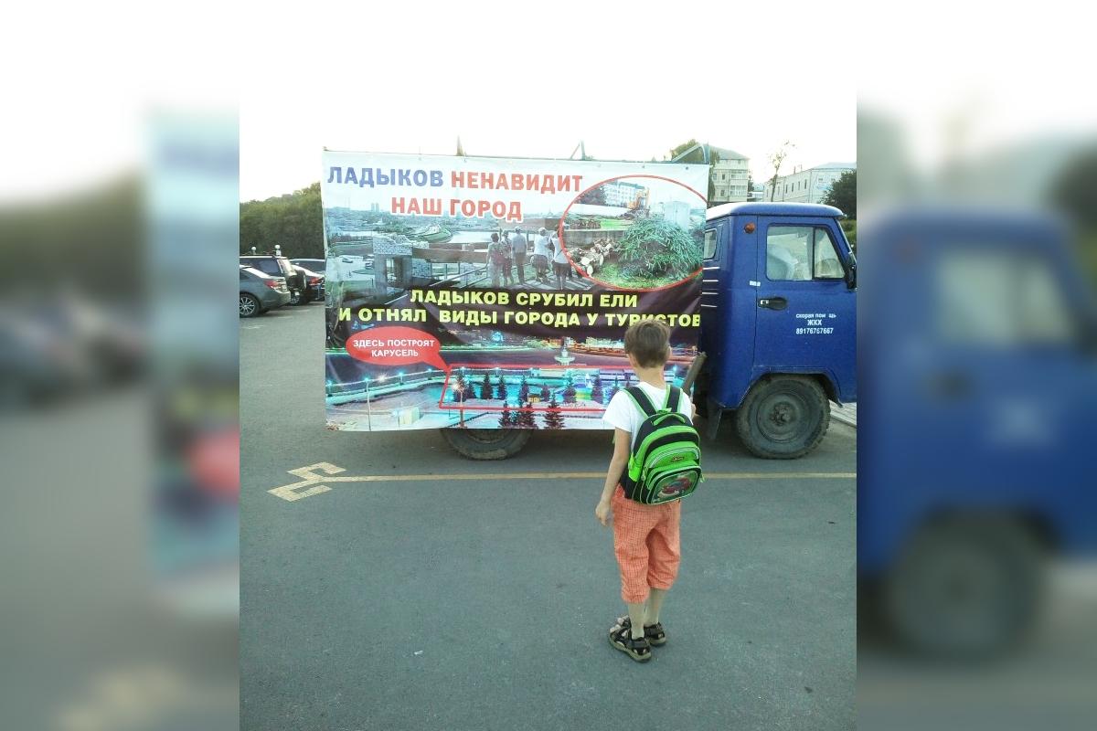 Чебоксарца оштрафовали за препятствование эвакуации машины в День города