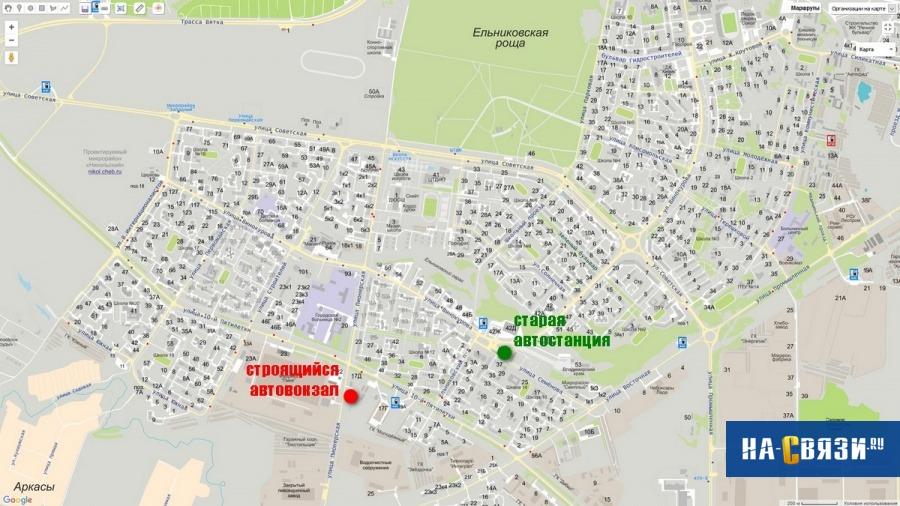 Новочебоксарский долгострой: автостанция на пустыре зарастает бурьяном