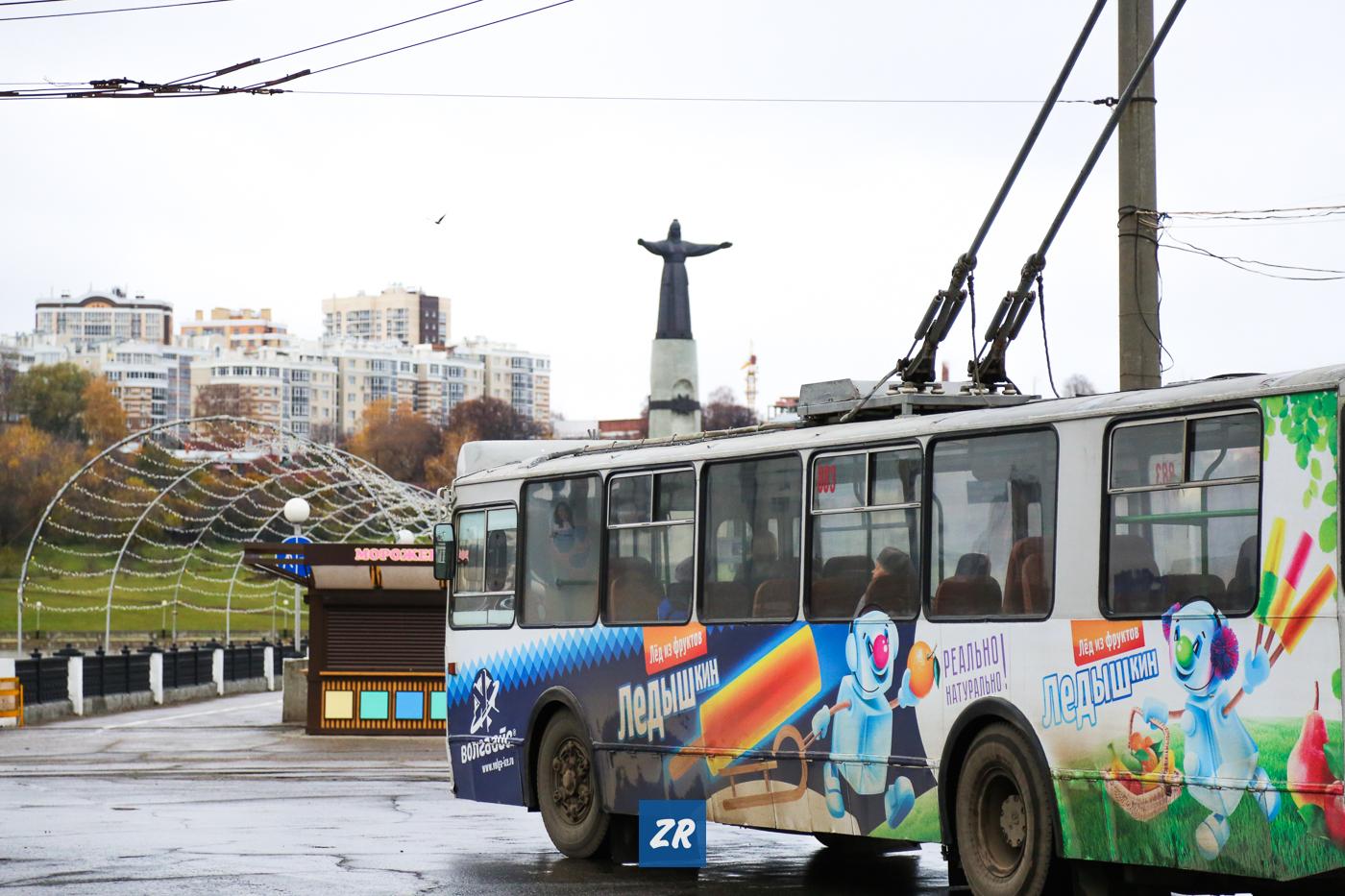 Минфин Чувашии даст кредит мэрии для троллейбусного управления