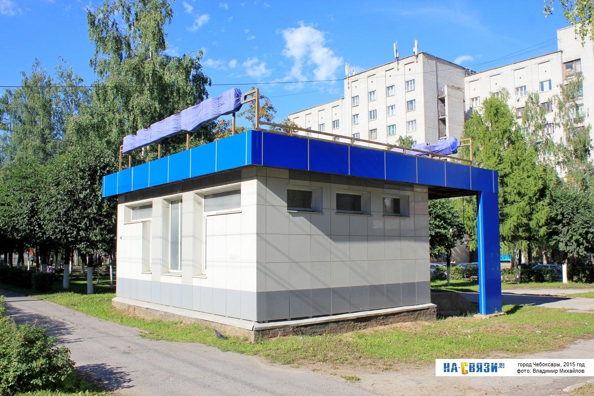 """Павильон """"Полиция"""" возле клуба в Новоюжке оказался бесхозным"""