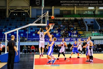 баскетбол, чебоксарские ястребы