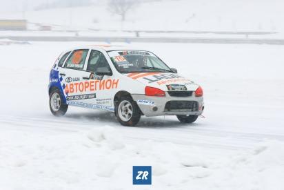 Фоторепортаж: финал кубка России по ледовым гонкам