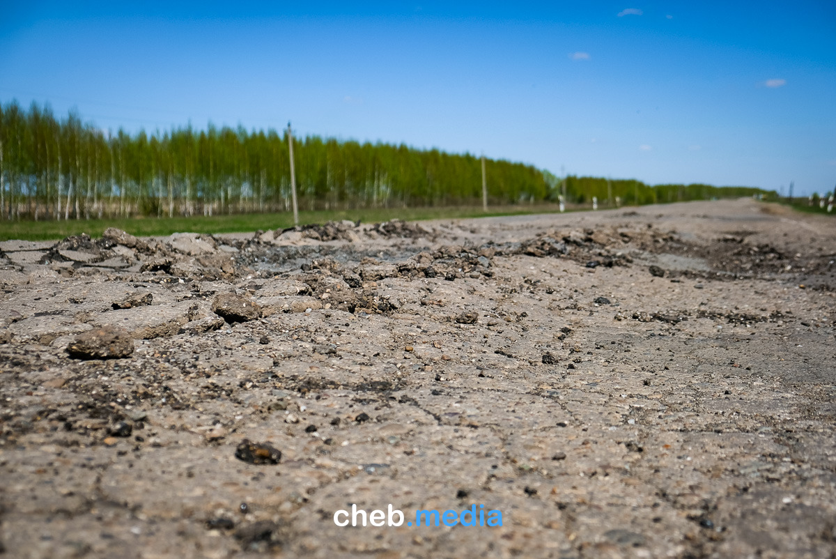 Региональная трасса «Урмары-Янтиково»: а зачем вам дорога?