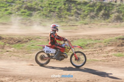Фоторепортаж: Майский мотокросс в Чебоксарах