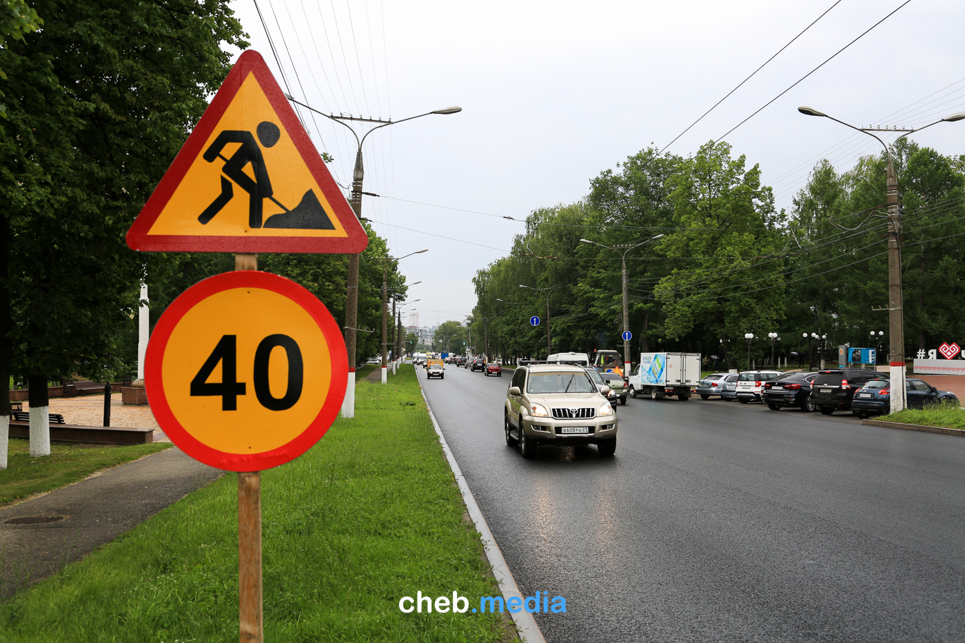 Дороги станут лучше, камер станет больше. Как чиновники ремонт улиц инспектировали