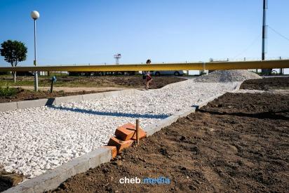 Как в Чебоксарах «открыли» новую парковку у аэропорта
