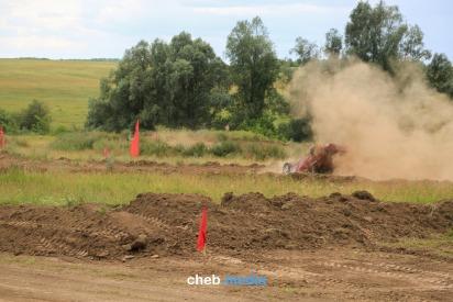 Фоторепортаж: первый день гонок в Чиршкасах