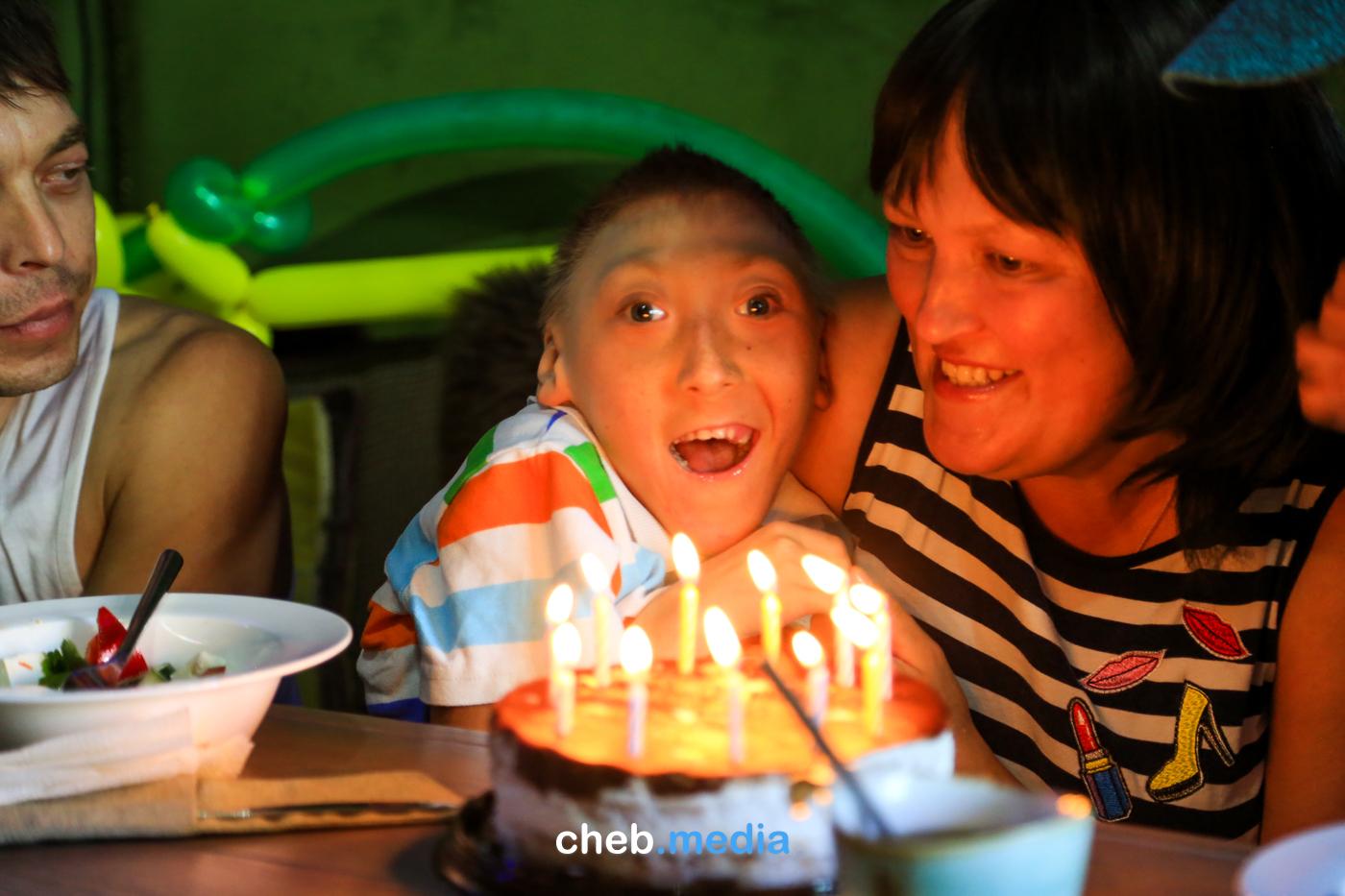 С днем рождения, Илюша: как отмечают праздник особенные дети