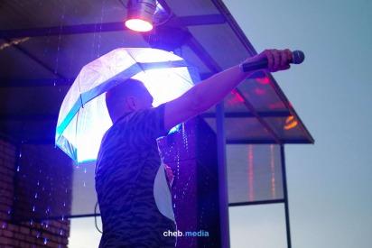 От скачек под палящим солнцем до рэпа под дождем. В Чувашии прошли соревнования по конному бегу