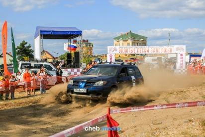 Фоторепортаж: Гонка «Золотые пески Заволжья»