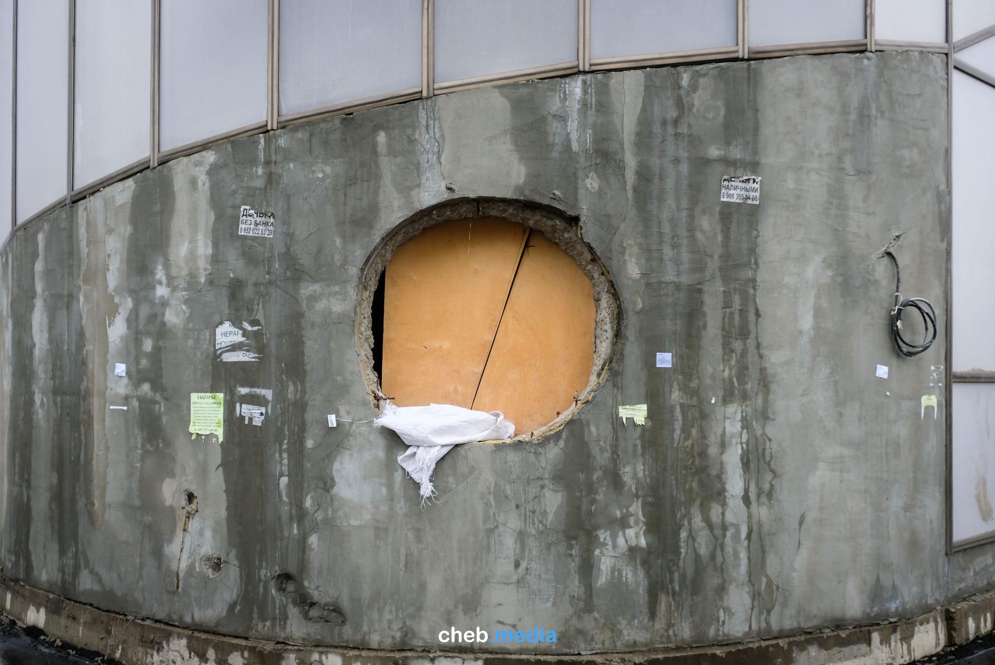 Надземку на Марпосадском шоссе должны были сдать 15 октября 2018. И опять не смогли?