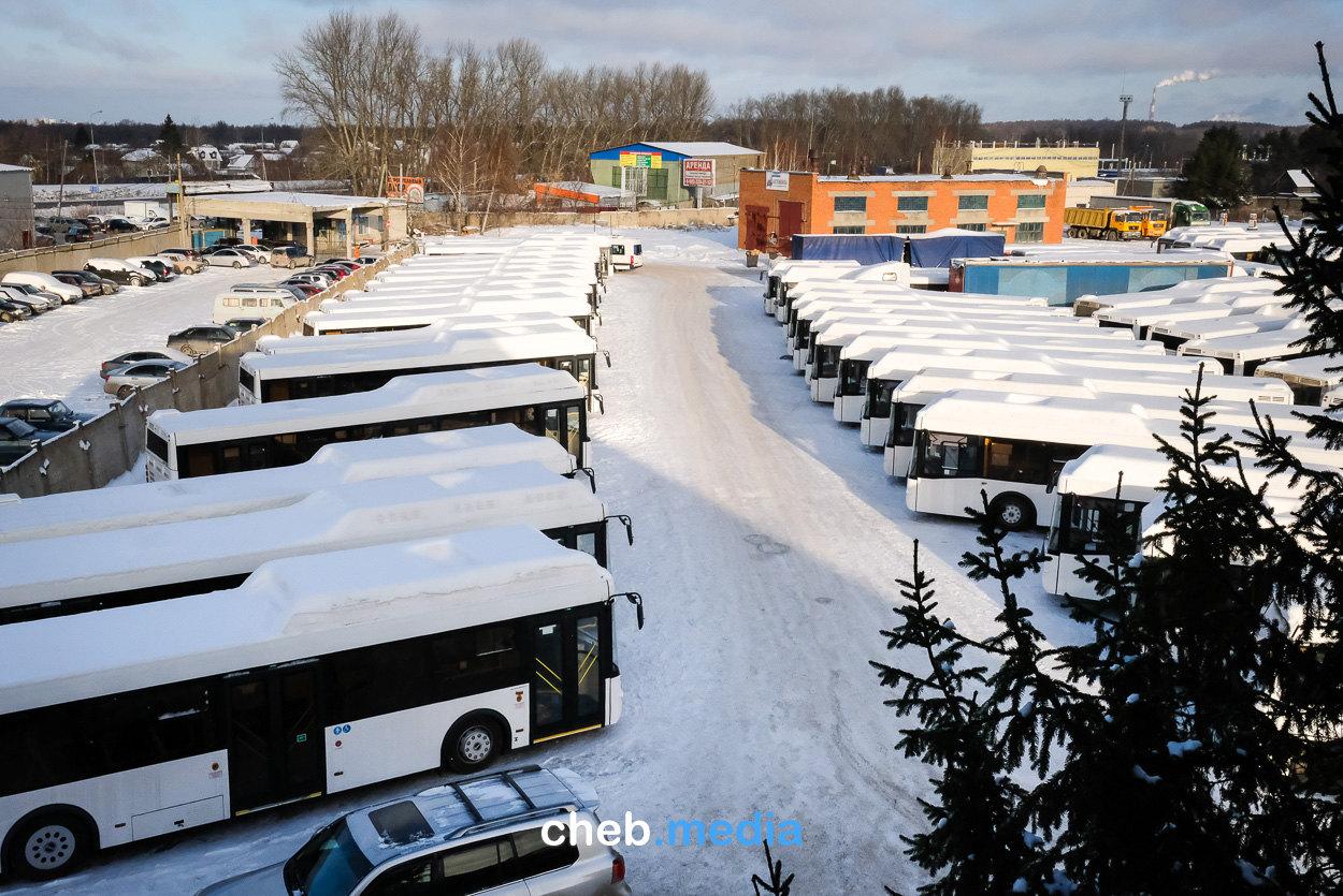 Чиновники проверили готовность перевозчика из Санкт-Петербурга к 1 декабря