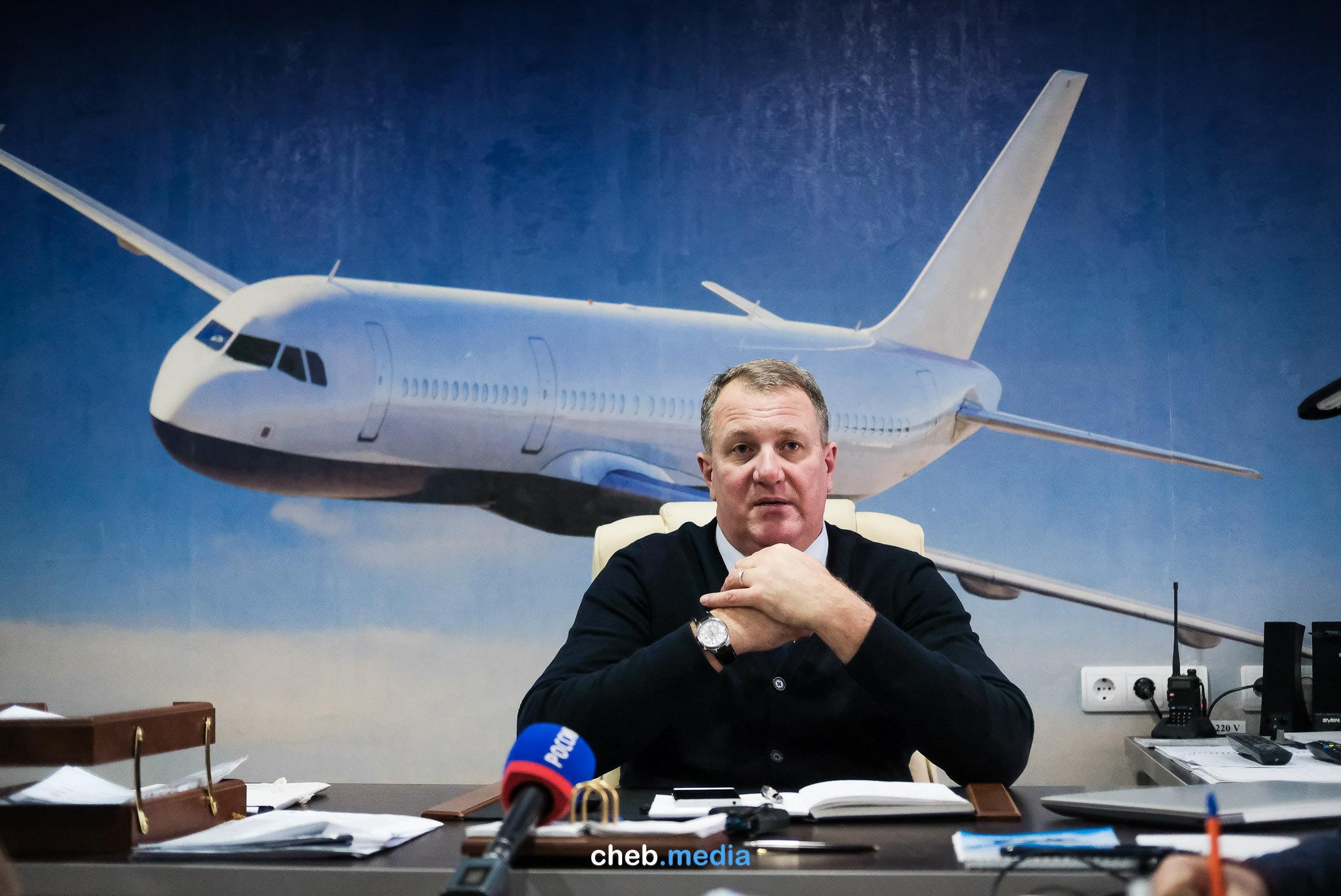 Чебоксарский аэропорт изнутри: как он меняется и что нас ждет после реконструкции