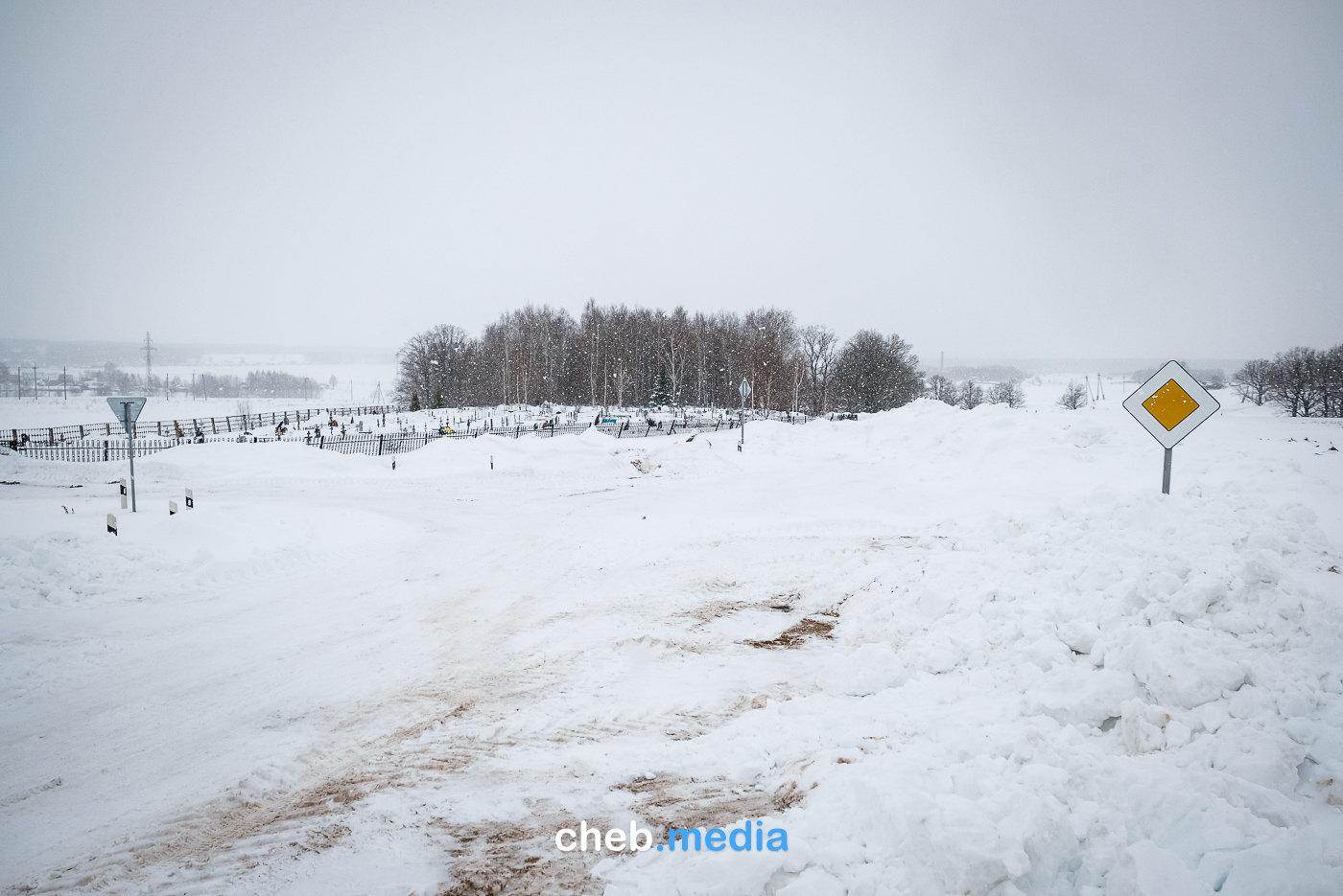 Канашская объездная за 174 млн рублей, по которой нельзя проехать