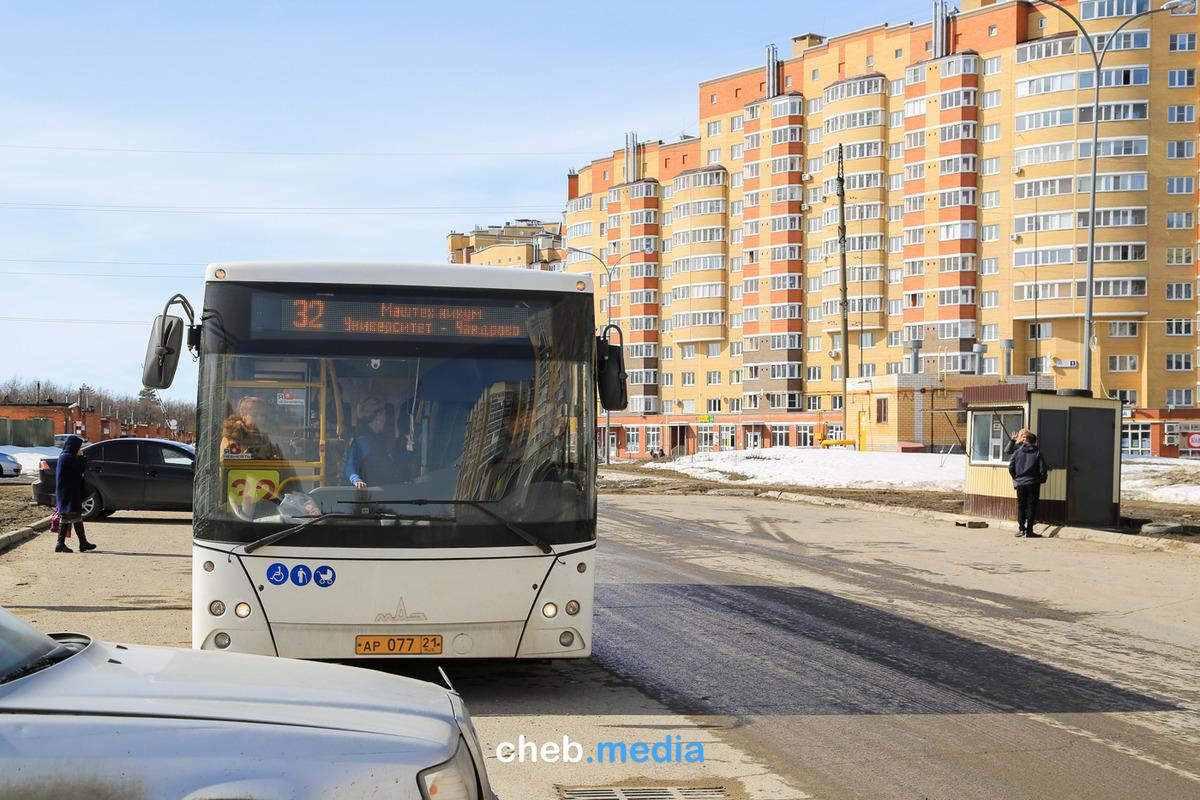 32 автобус